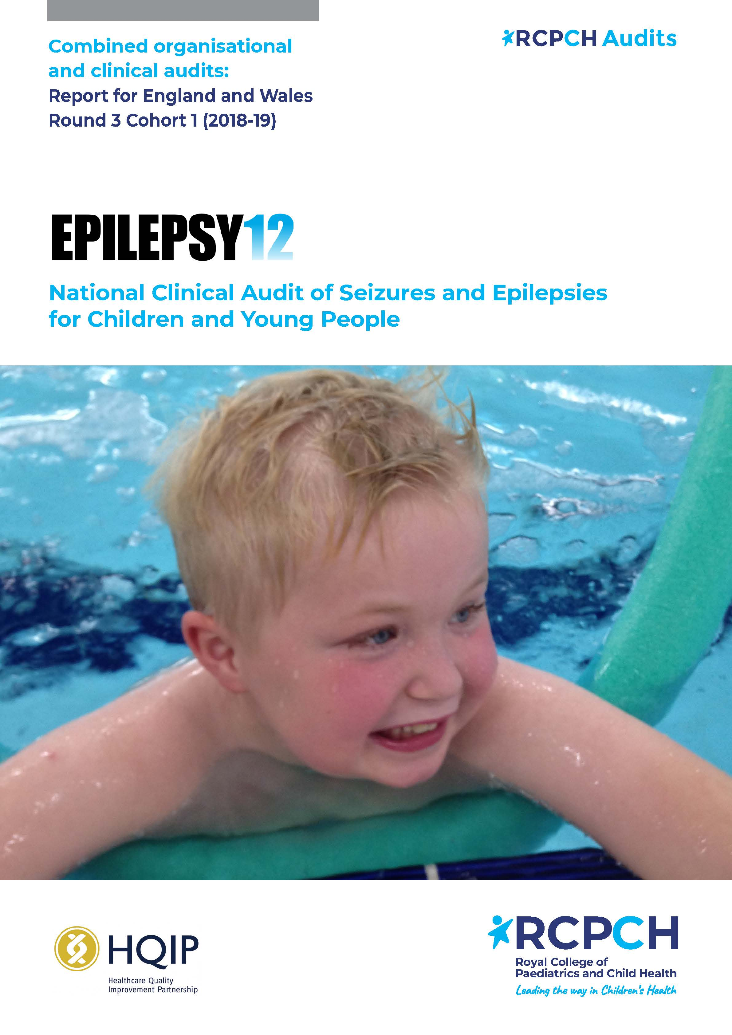 Epilepsy12 2020 summary report front page 12