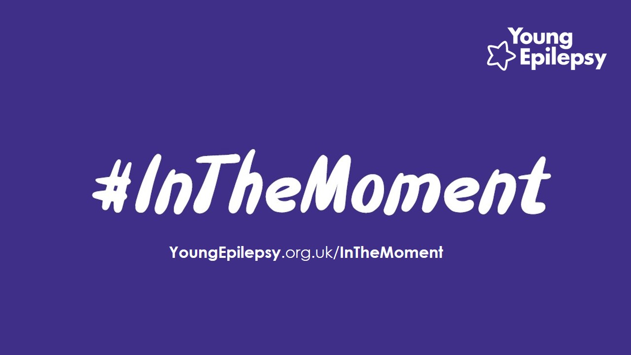 We are proud to launch 'In The Moment', designed to break barriers and remove the stigma surrounding epilepsy, done by young people and their loved ones telling their story.