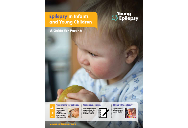 Epilepsy in infants and young children