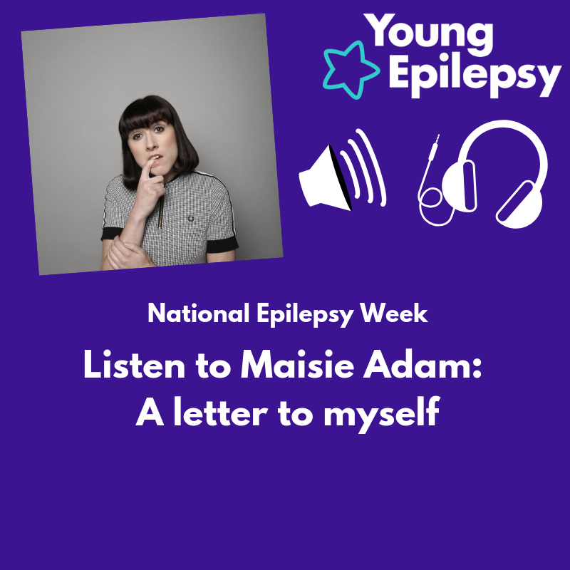 Maisie Adam: Laughing and Learning