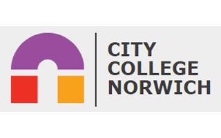 City College Norwich logo