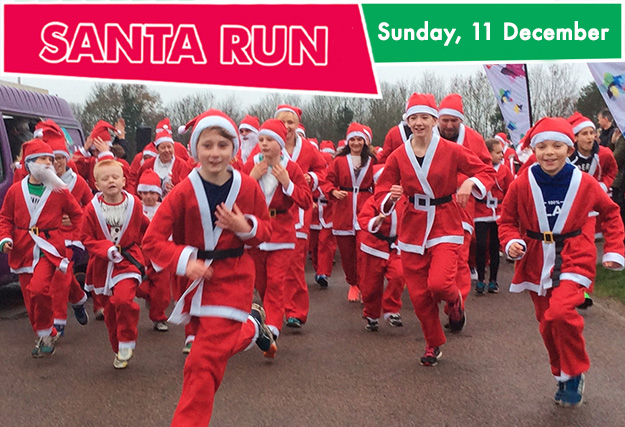 Sign up today and run for a reason this season