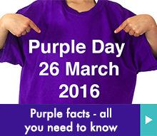 Purple Day facts and stats