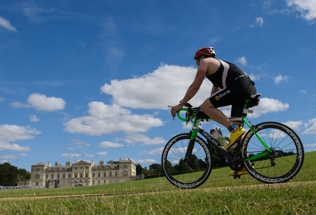 Join us at the Woburn Abbey Triathlon...