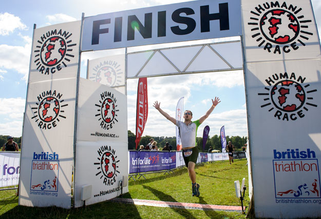 Take on the Woburn Abbey Triathlon for children with epilepsy...