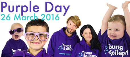 Purple day 2016 fundraising