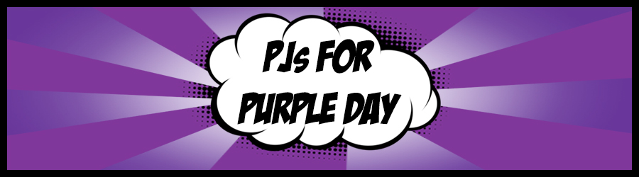 PJs for Purple Day