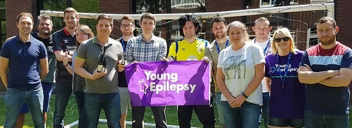 sarah ten challenges young epilepsy