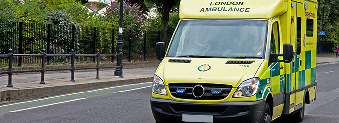 picture of an ambulance