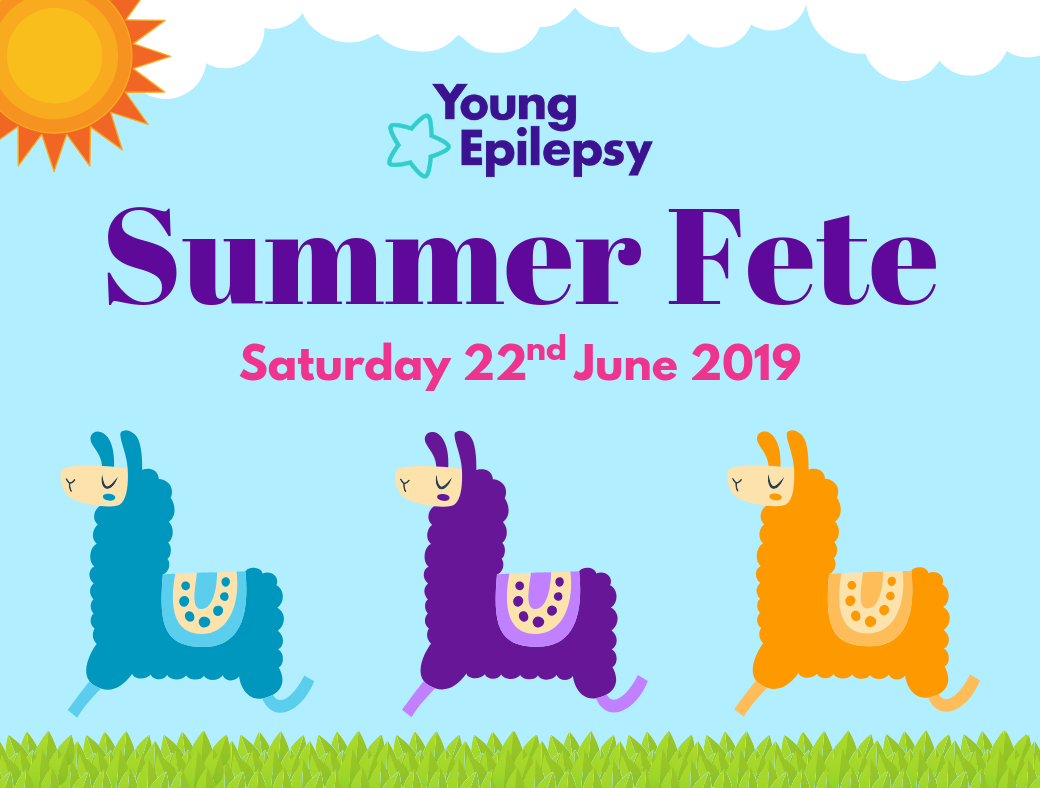 Come and join us at our first annual Summer Fete this June!