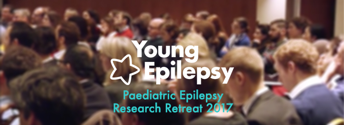 picture of attendees at Young Epilepsy Research Retreat