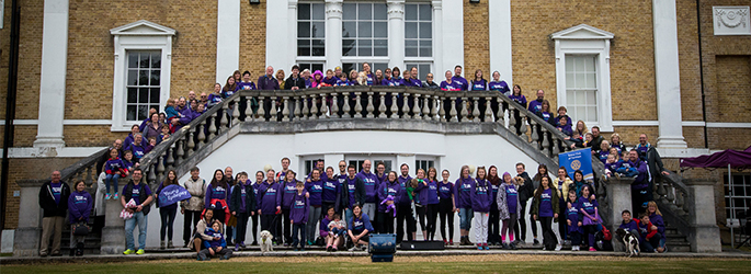 Picture of the Purple Walkers
